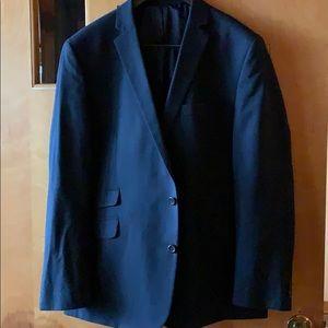 Dark blue Kenneth Cole suit